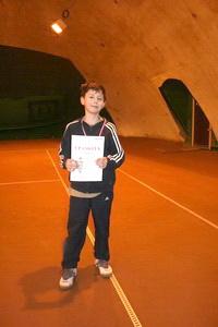 Родион Старченко - победитель в юниорском разряде