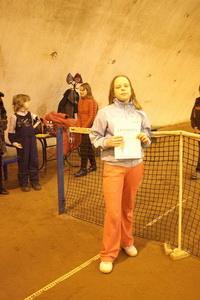 Киселева Маша - финалистка турнира