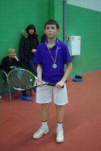 Александр Марков одержал победу в нижнем дивизионе