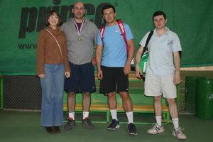 Участники турнира на Крестовском