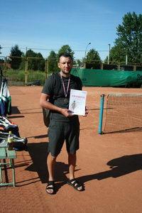 Победитель в нижнем дивизионе Афраймович Дмитрий