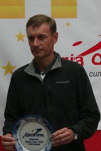 Победитель в паре 90+ -  Жванько Виктор