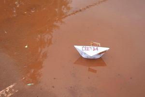 Победный Creyda-корабль с курса не сбить