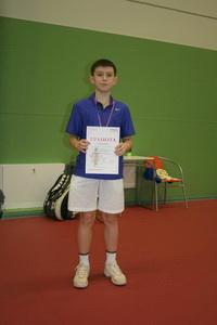 Александр Марков - победитель в нижнем дивизионе