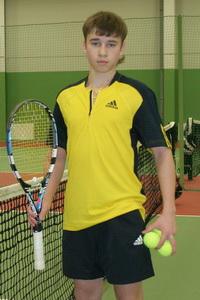 Артем Зайцев тоже пришел на наш турнир в первый раз