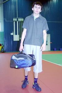 И для Дмитрия Хохлова прошедший турнир стал дебютным