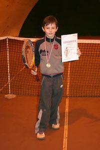 победитель в разряде 7-9 лет Шалаев Никита