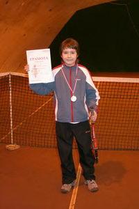 Хадаев Артур - лучший в разряде 9-14 лет