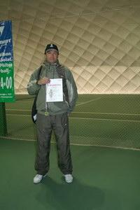 Андрей Дюжев - победитель в среднем дивизионе