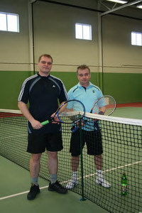 Федорин Павел (на фото слева) и Налимов Леонид