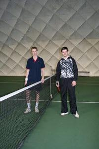 Семенов Иван (на фото слева) и Горяинов Алексей