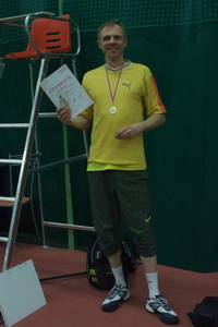 Солдатов Александр победил в среднем дивизионе