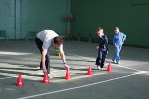 В детской теннисной школе им. Максимова идет кропотливая работа по воспитанию молодых теннисных талантов