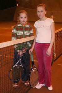 Финалист Вика Кузенкова ( на фото справа) и победитель Даша Булатникова