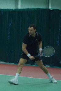 Афраймович Дмитрий: участвовал сразу в двух турнирах, сыграл больше всех матчей