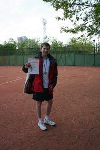 Александр Гетц - лучший в среднем дивизионе