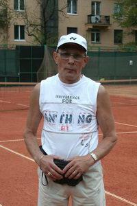 Гарри Леонидович Адамов - живая теннисная легенда