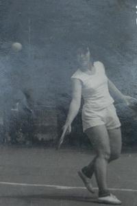 Это Тася - чемпионка Одессы шестидесятых годов