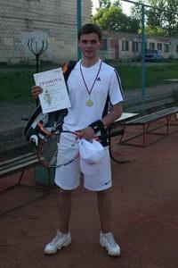 Алексей Горяинов - лучший в нижнем дивизионе