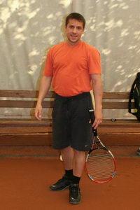 Дмитрий Царенко играл в нашем турнире впервые