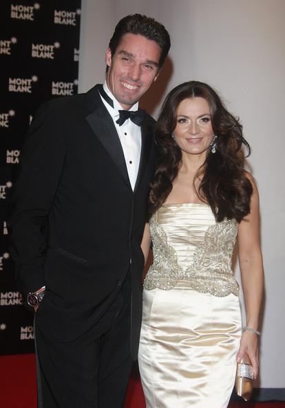Михаэль Штих с супругой Александрой