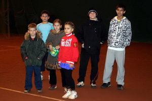 Участники первого этапа