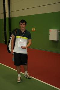 Даниил Глотов - лучший в нижнем дивизионе