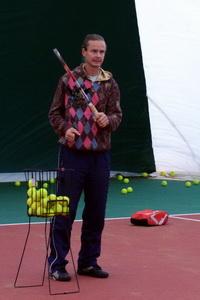 Андрей Меринов занялся тренерской деятельностью