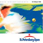 Логотип первого турнира Saint-Petersburg Open