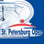 Логотип турнира Saint-Petersburg Open 1998