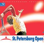Логотип турнира Saint-Petersburg Open 2000