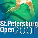 Логотип турнира Saint-Petersburg Open 2001