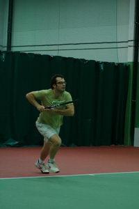Демин Борис показал любовь к спорту