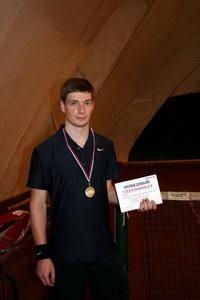 Андрюшин Сергей - победитель нижнего дивизиона