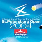 Логотип турнира Saint-Petersburg Open 2004