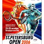 Логотип турнира Saint-Petersburg Open 2006