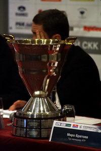 Кубок турнира SPb Open
