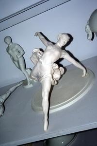 Балет и керамика