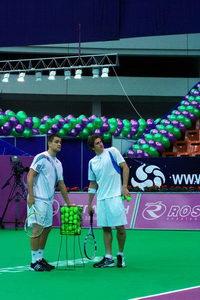 Южный и Андреев взяли мячи