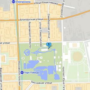 Центр Отдыха наЯндекс.Картах