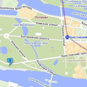 Детский Теннисный Центр  наЯндекс.Картах