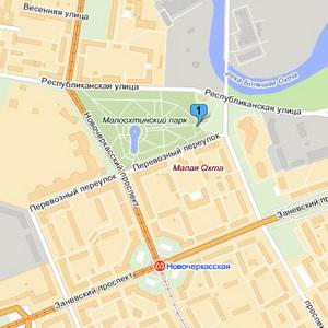 Green Square наЯндекс.Картах