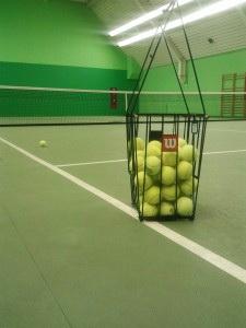 Крытый теннисный корт на Мичуринской 4
