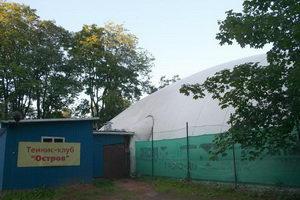 Теннис-клуб на улице Вязов