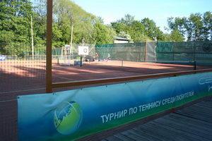 Приморец стал традиционной ежегодной ареной теннисного турнира Северный Кубок