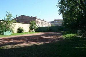 Корты в парке Чернышевского