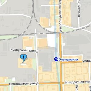 Сокол Есенина наЯндекс.Картах