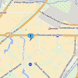 Невский клуб наЯндекс.Картах