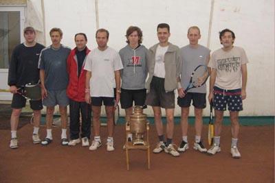 Участники розыгрыша Кубка Латунного Самовара-2005