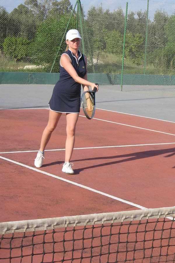 Теннис - игра успешных и состоявшихся людей